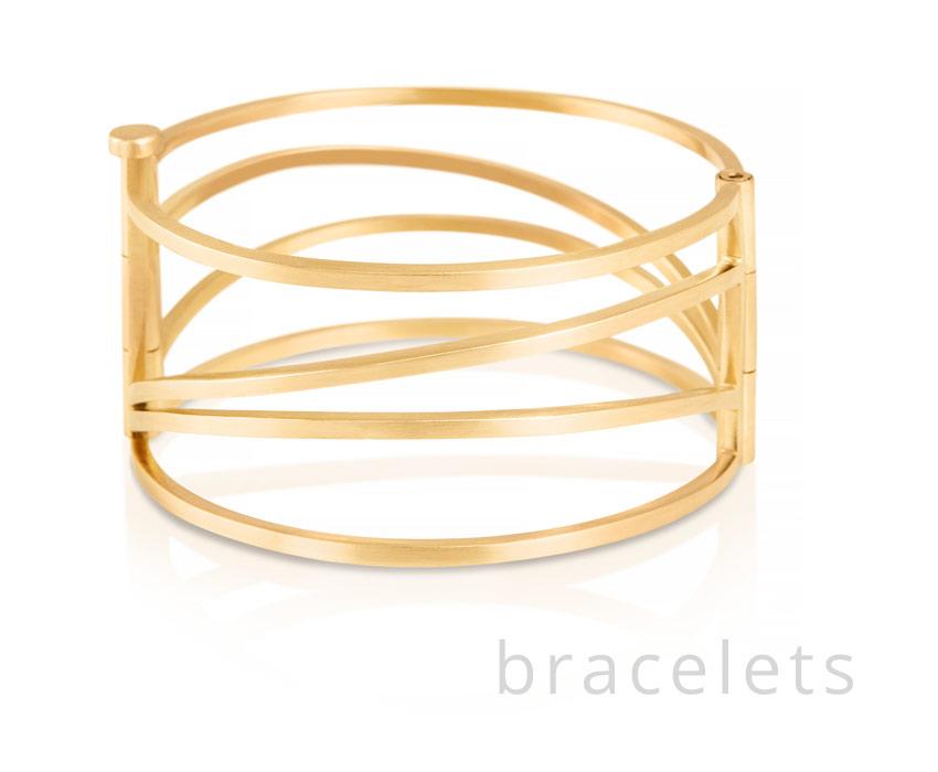 Michele Mercaldo contemporary jewelry - bracelets