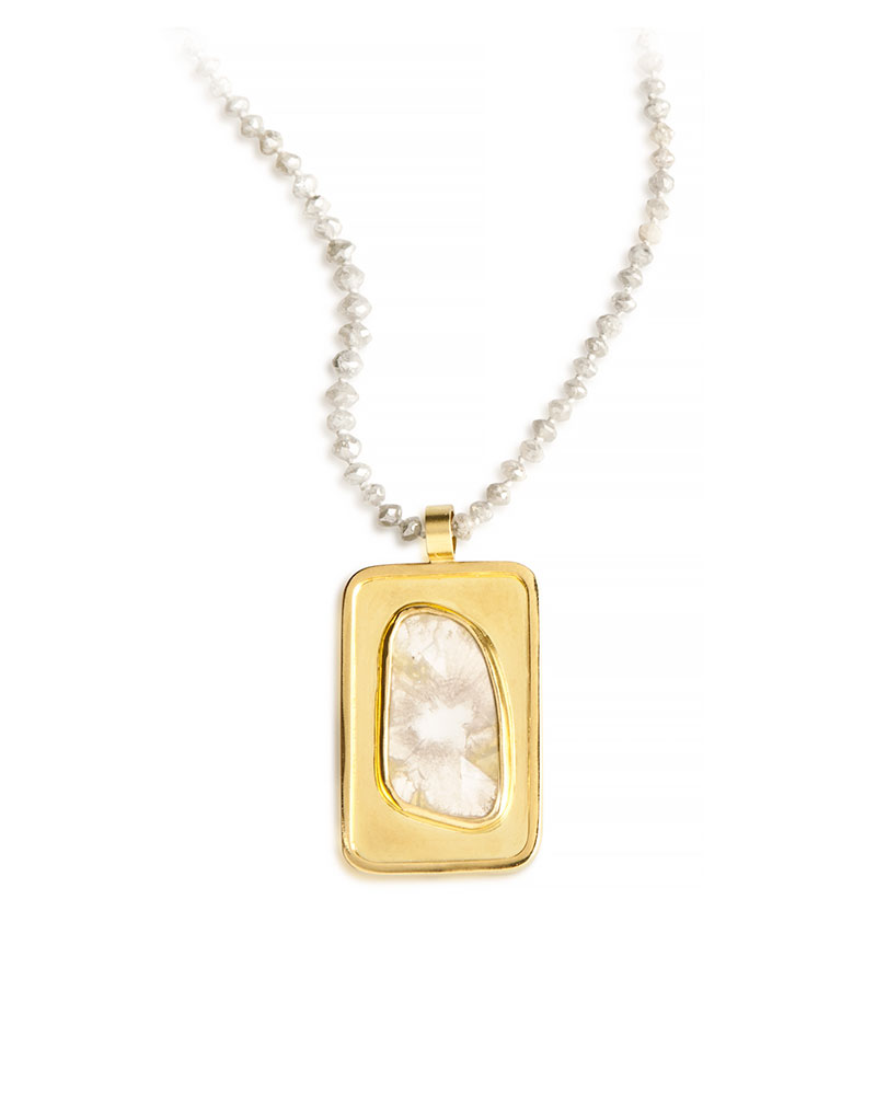 diamond pendant products with gold pink and necklace white rectangular topaz